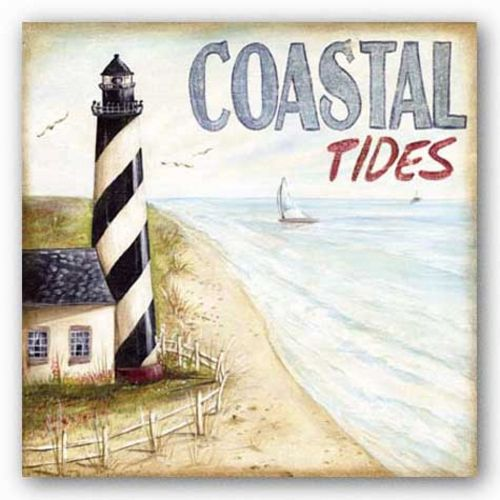 Coastal Tides by Kate McRostie