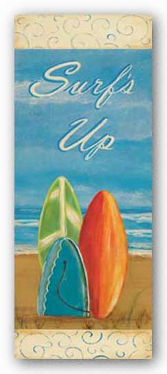Surf's Up by Grace Pullen
