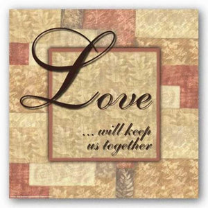 Words To Live By Butterscotch: Love by Angela D'Amico
