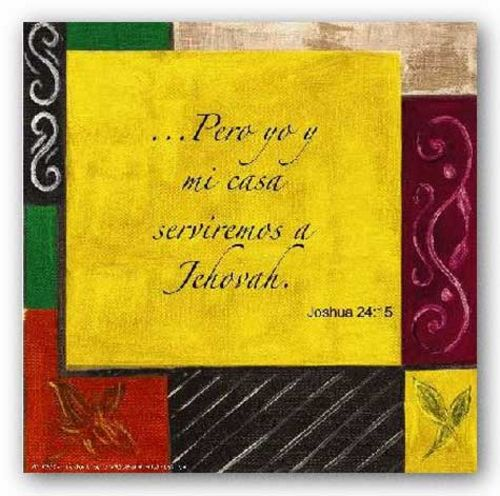 Spanish Words To Live By: Pero yo en mi casa… by Debbie Dewitt