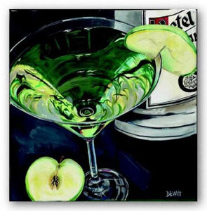 Martini-Apple by Debbie Dewitt