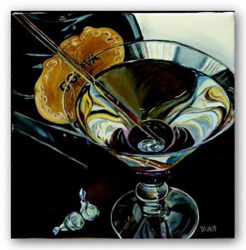 Martini-Chocolate by Debbie Dewitt