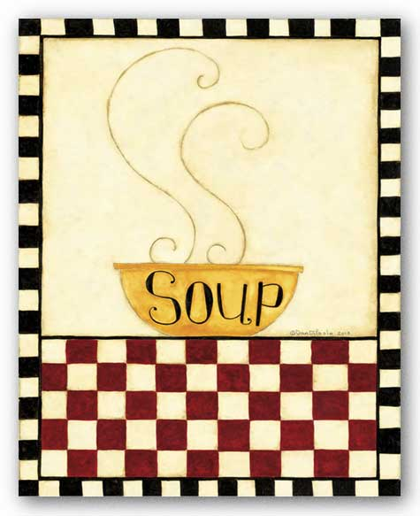Just Soup by Dan DiPaolo