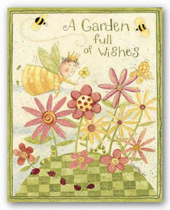 Garden Wishes by Dan DiPaolo