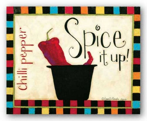 Spice It Up by Dan DiPaolo