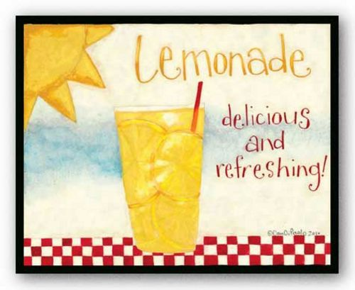 Lemonade by Dan DiPaolo
