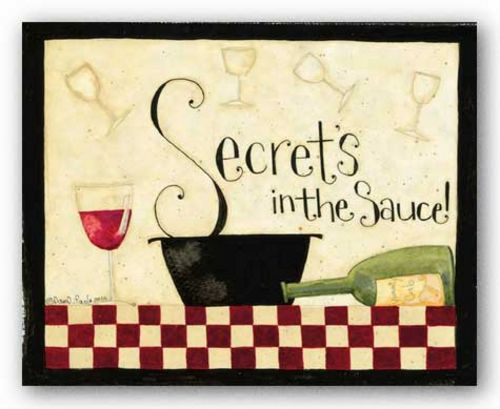 Secret Sauce by Dan DiPaolo
