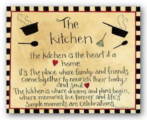 The Kitchen by Dan DiPalo