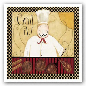 Grill It by Dan DiPaolo