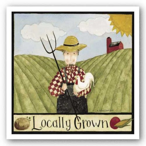 Locally Grown by Dan DiPaolo