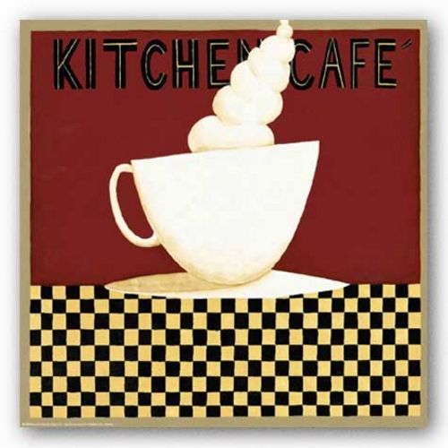 Kitchen Cafe by Dan DiPaolo