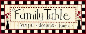 Family Table by Dan DiPaolo