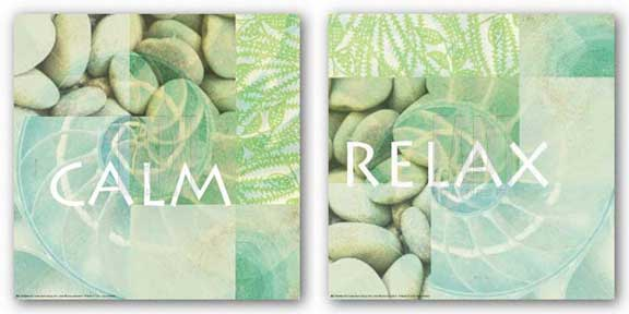 Relax and Calm Set by Jessica von Ammon