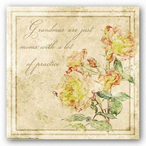 Mother's Day: Grandma by Jessica von Ammon