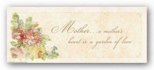 Mother Rose Panel by Jessica von Ammon