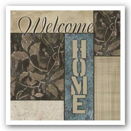 Welcome Home by Kristin Emery