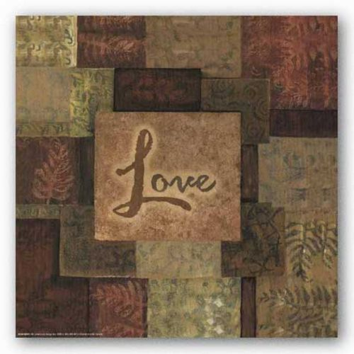 Words To Live By: Love Squared  by Maria Girardi