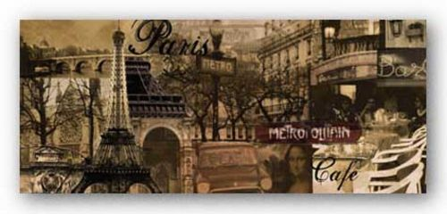 Paris by Marilu Windvand