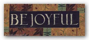 Be Joyful by Sara Anderson