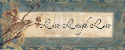 Live laugh love by Smith-Haynes