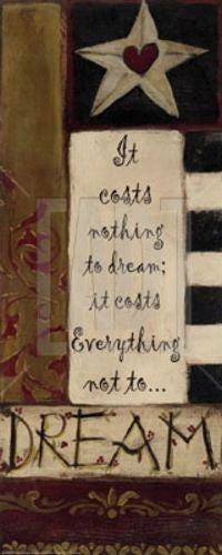 It costs nothing to dream by Smith-Haynes