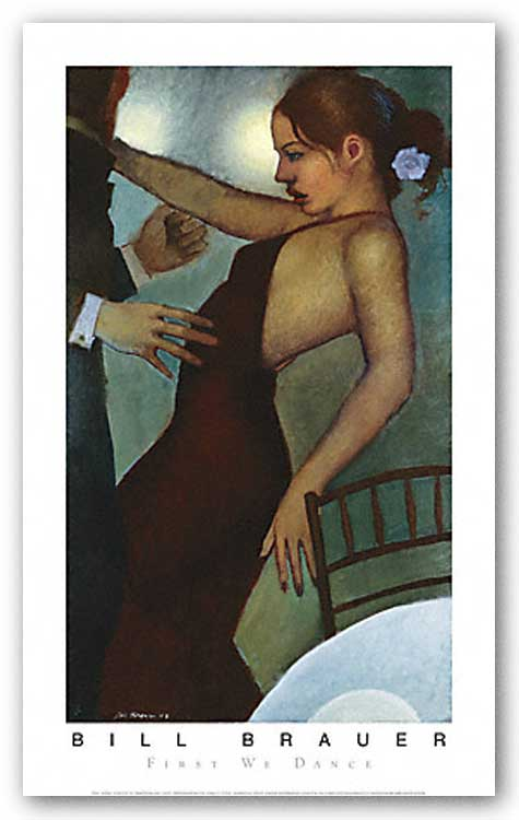First We Dance by Bill Brauer