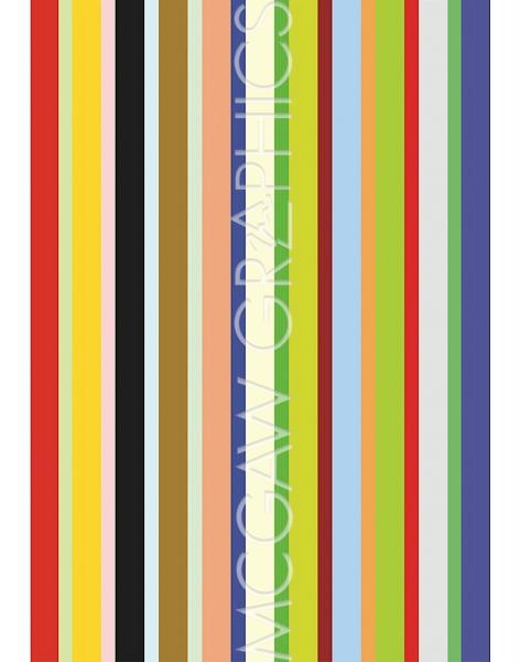 Candy Stripe by Dan Bleier