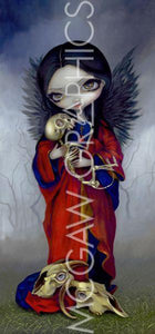 I Vampiri Angelo Della Morte by Jasmine Becket-Griffith