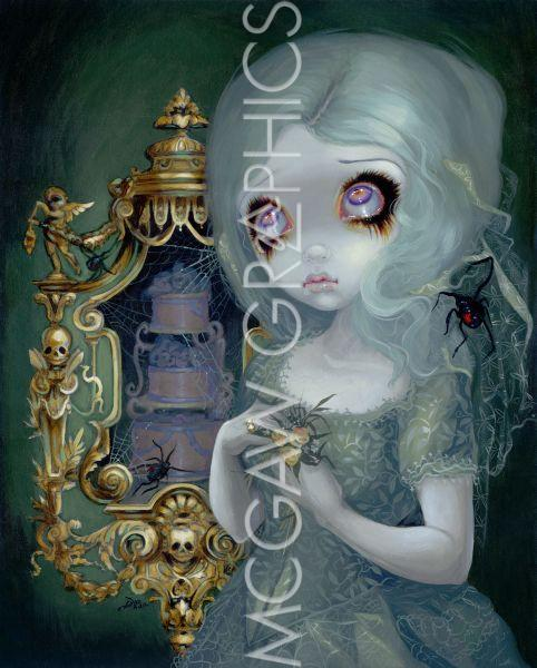 Miss Havisham by Jasmine Becket-Griffith