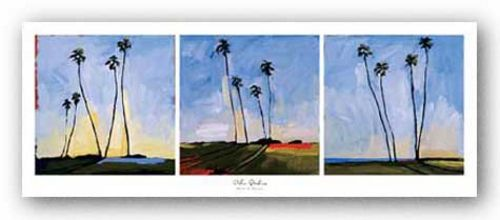 Palm Studies by Brenda K. Bredvik