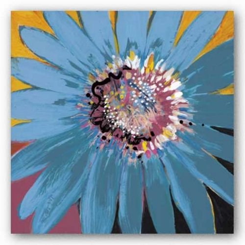 Sunshine Flower II by Leslie Bernsen