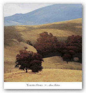 Yakima Oaks by Marc Bohne
