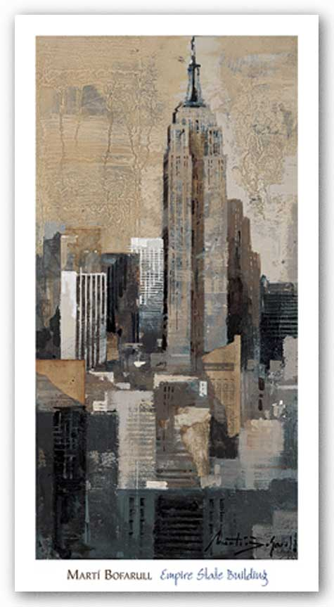 Empire State Building by Marti Bofarull