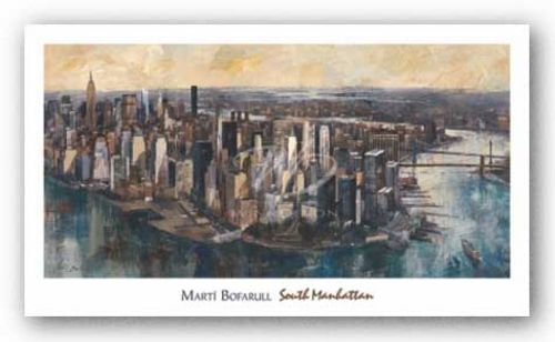 South Manhattan by Marti Bofarull