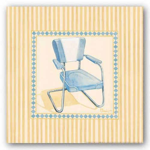 Retro Patio Chair III by Paul Brent