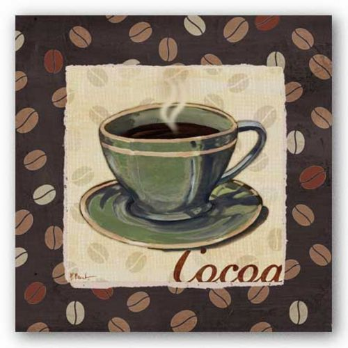 Cup of Joe I - Cocoa by Paul Brent