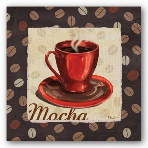 Cup of Joe II - Mocha by Paul Brent
