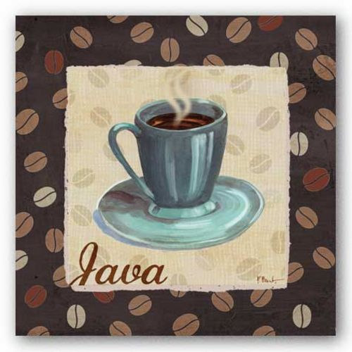 Cup of Joe IV - Java by Paul Brent