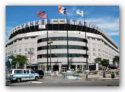 Yankee Stadium by Igor Maloratsky