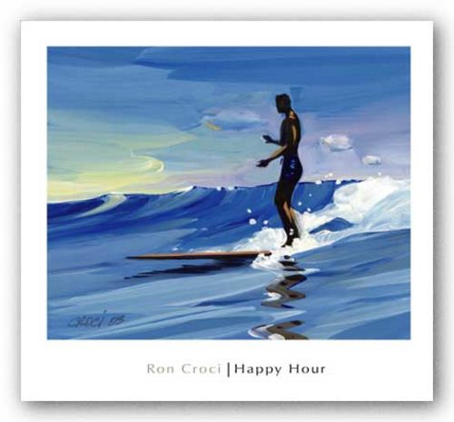 Happy Hour by Ron Croci