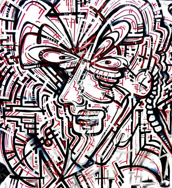 Metalface, 2011 by Cram Concepts