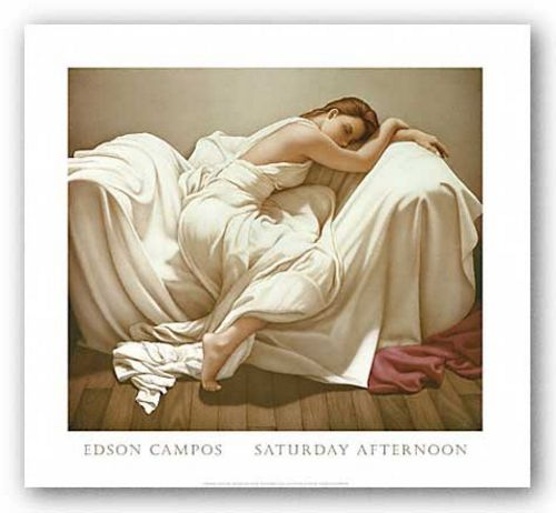 Saturday Afternoon by Edson Campos