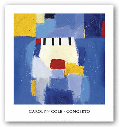 Concerto by Carolyn Cole