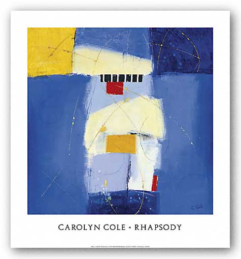 Rhapsody by Carolyn Cole