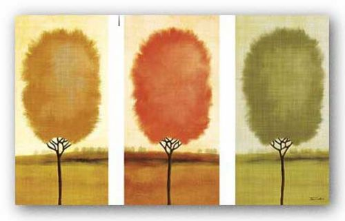 Three Trees by Tandi Venter
