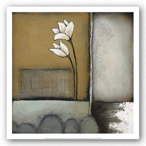 Magnolia Rustique II by H. Alves
