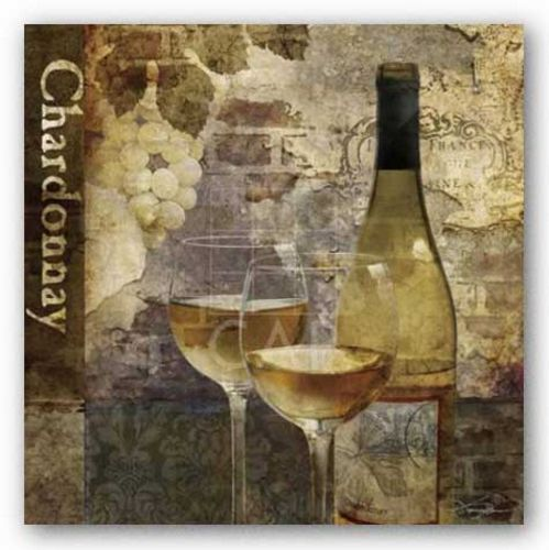 Chardonnay by Keith Mallett