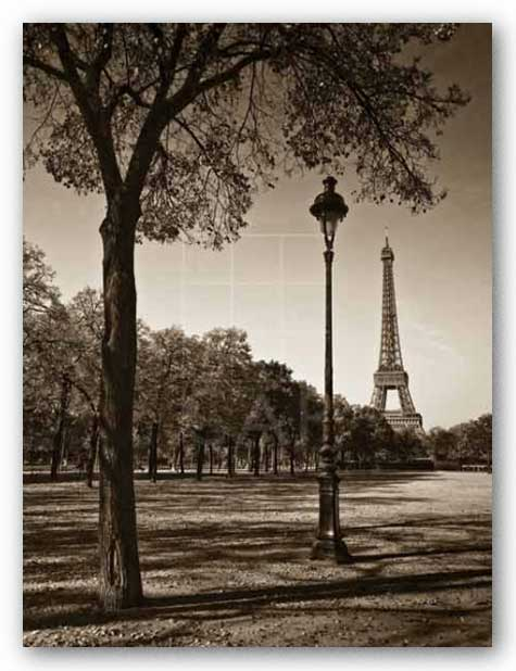 An Afternoon Stroll - Paris I by Jeff Maihara