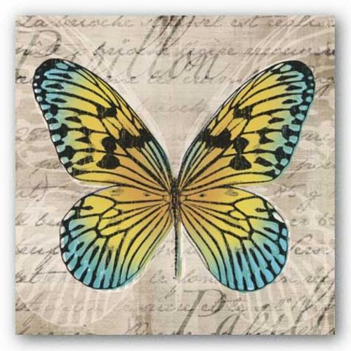 Butterflies I by Tandi Venter