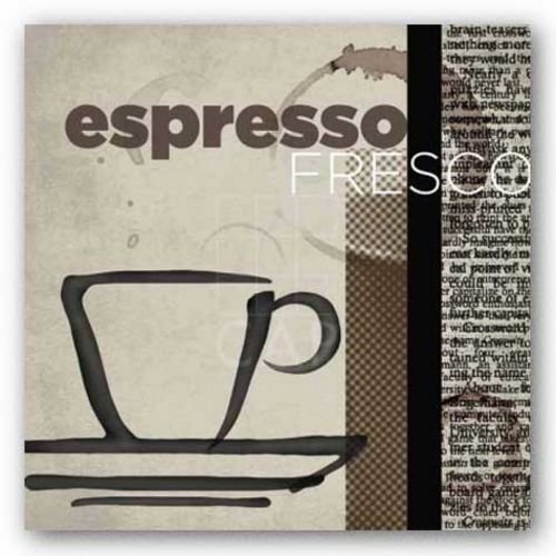 Espresso Fresco by Tandi Venter